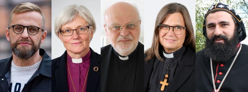 Presidiet för Sveriges kristna råd
