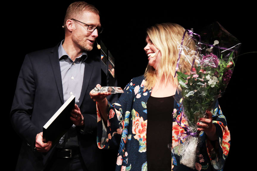 Löfbergs historisk vinnare av Geniuspriset