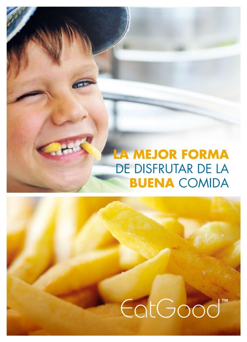 EatGood Presentación de negocios (Español)