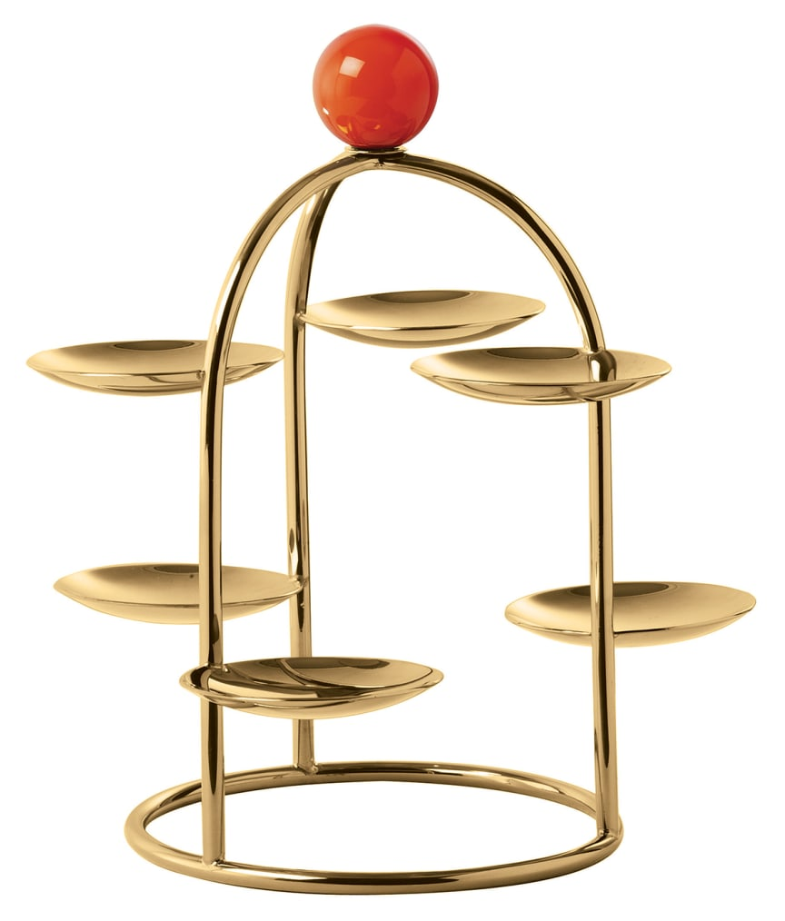 SBT_Penelope_Stand_6_small_dishes_PVD_Gold_Carnelian_Red