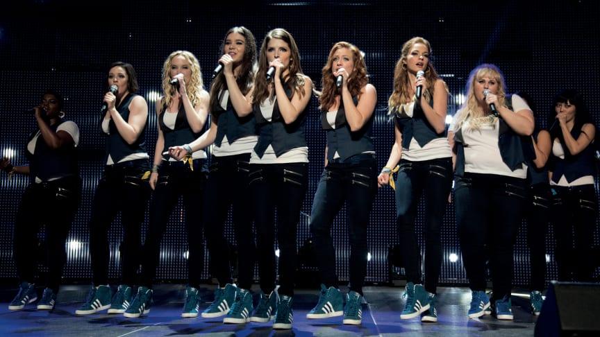 A cappella-koret The Bellas er tilbage i den tredje og sidste film i hittrilogien Pitch Perfect