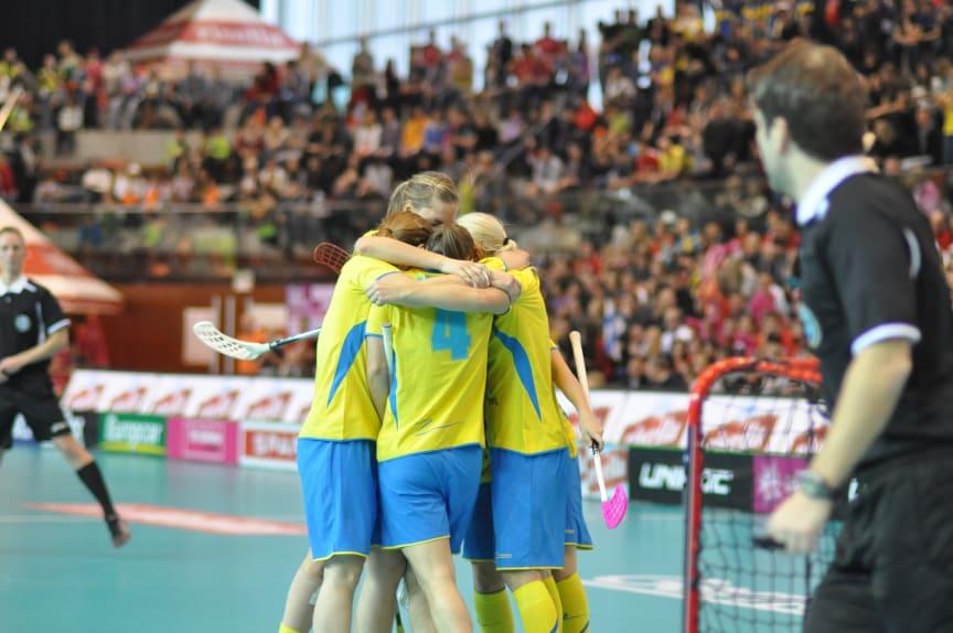 Finnkampen i innebandy, Borås 2013