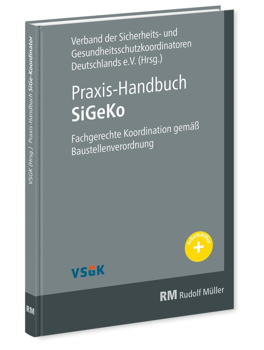 Praxis-Handbuch SiGeKo (3D/tif)