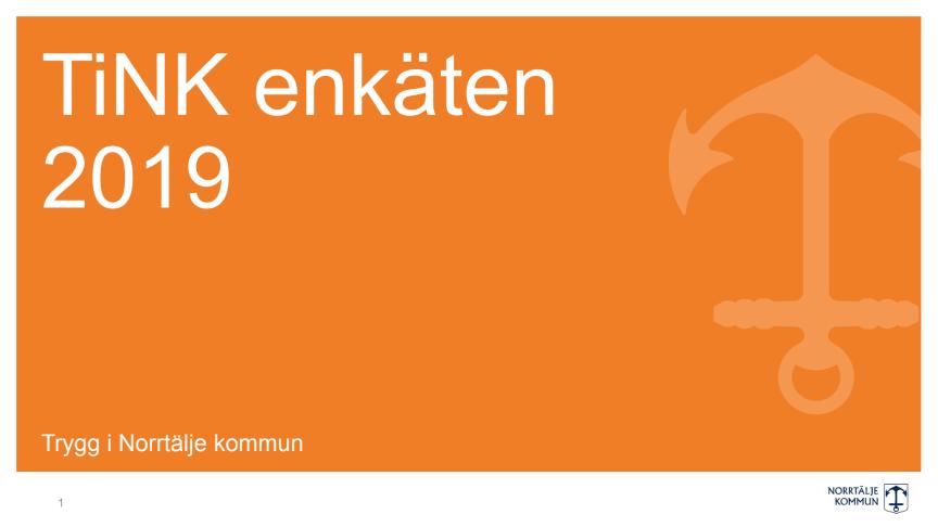 Tink-enkäten 2019-2011