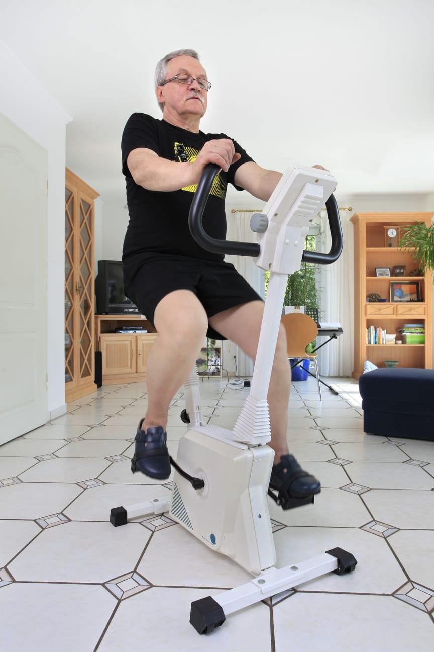 Fitness für Zuhause Hochformat 2