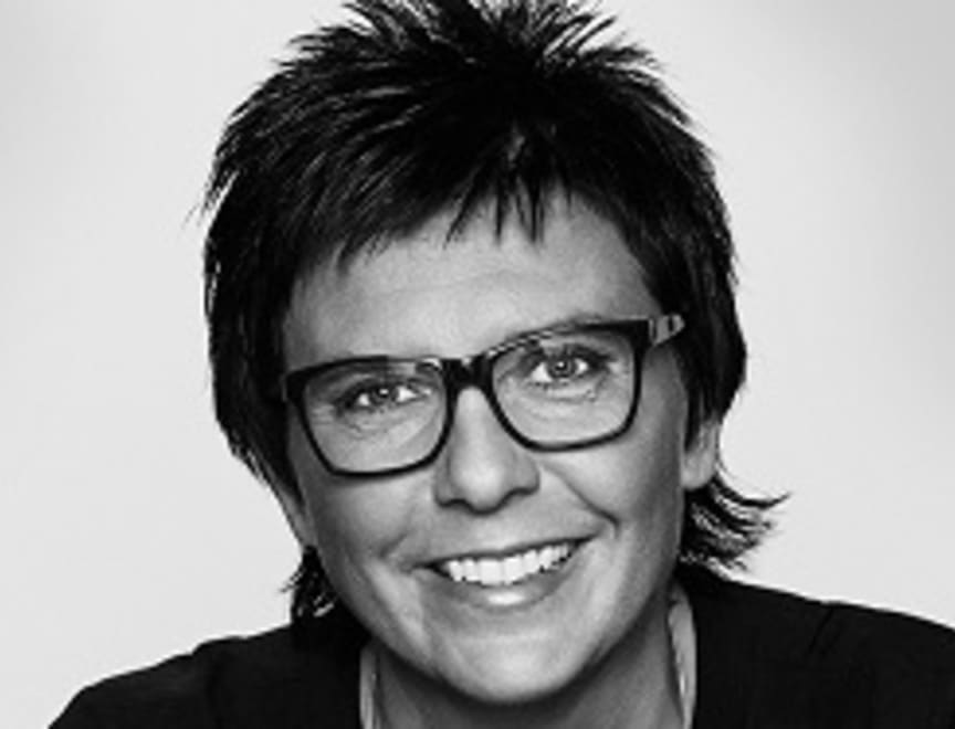 Lisa Wiik, en av två delägare i Wiiks Rör i Storvik