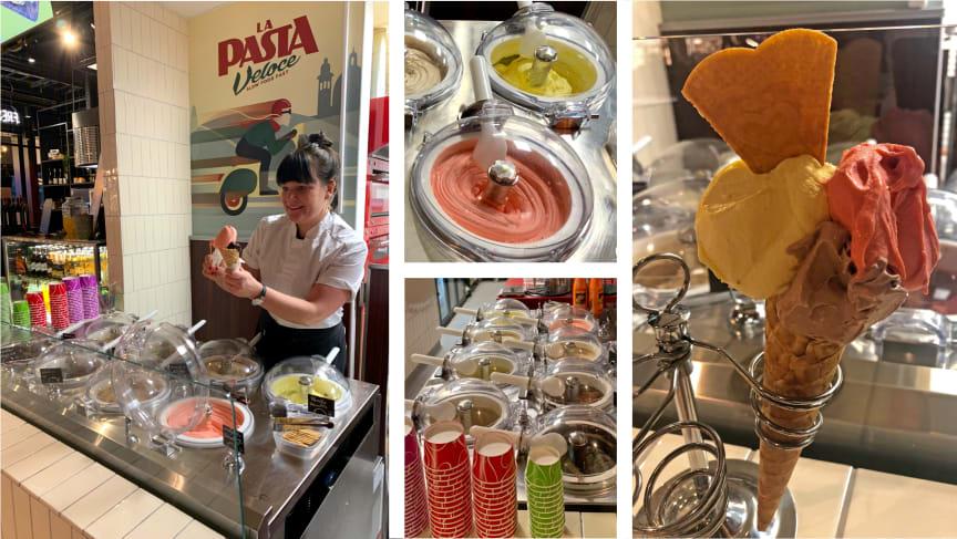 La Pasta Veloce - Glass Montage