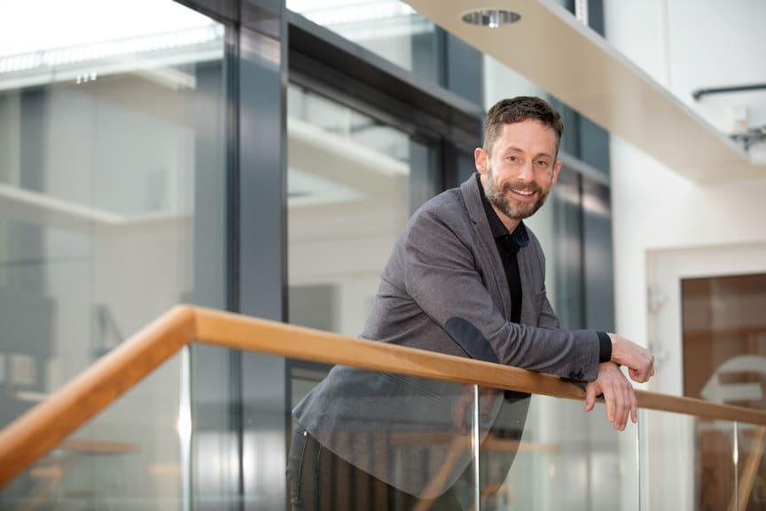 Eric Zinn, hållbarhetschef Göteborg Energi