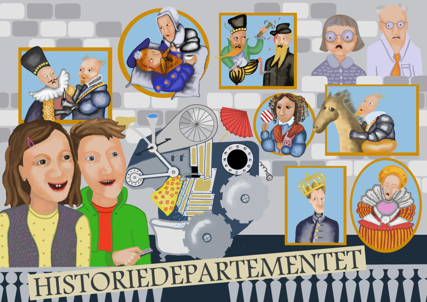 Historiedepartementet