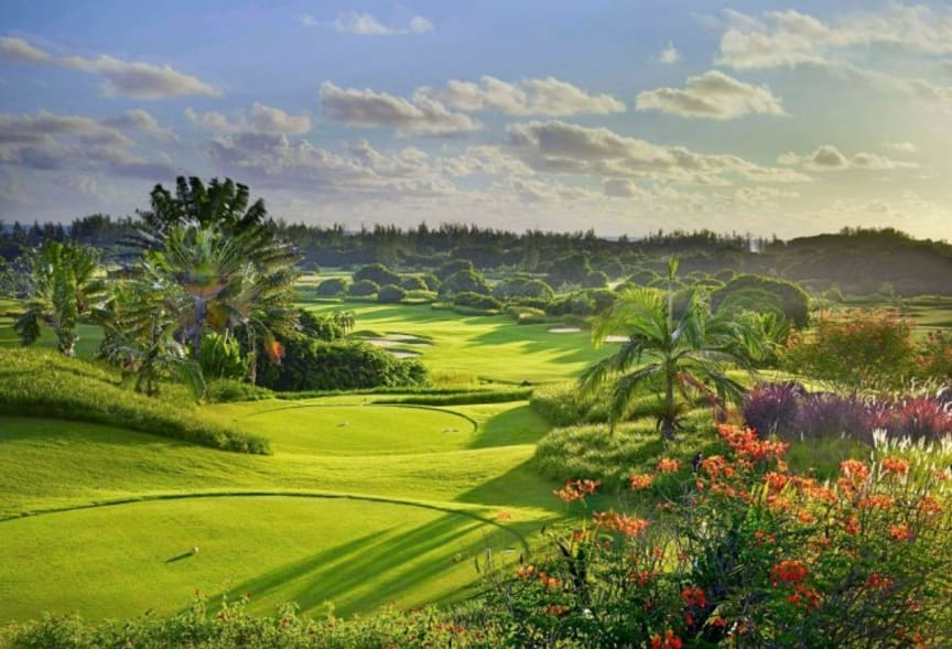 Heritage Golf Club - HOLE 18