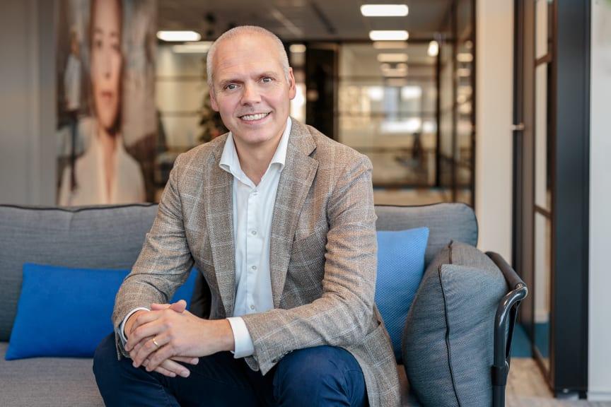 Emiel Putman, VD för Fellowmind