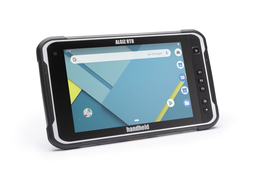 The ALGIZ RT8 ultra-rugged Android tablet