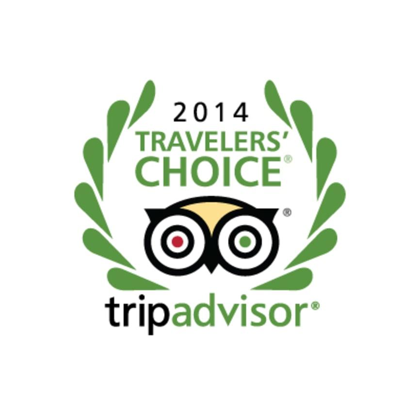 TripAdvisor Travelers' Choice 2014