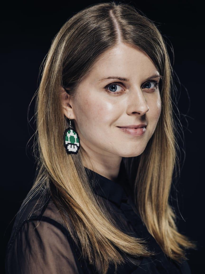 Malmö Seriefest: Lina Neidestam
