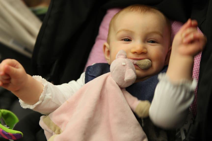 Baby & Barn 2014: Får jag bara ha mitt gosedjur är jag nöjd!