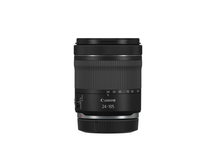 RF 24-105mm F4-7.1 IS STM _Side_with_cap