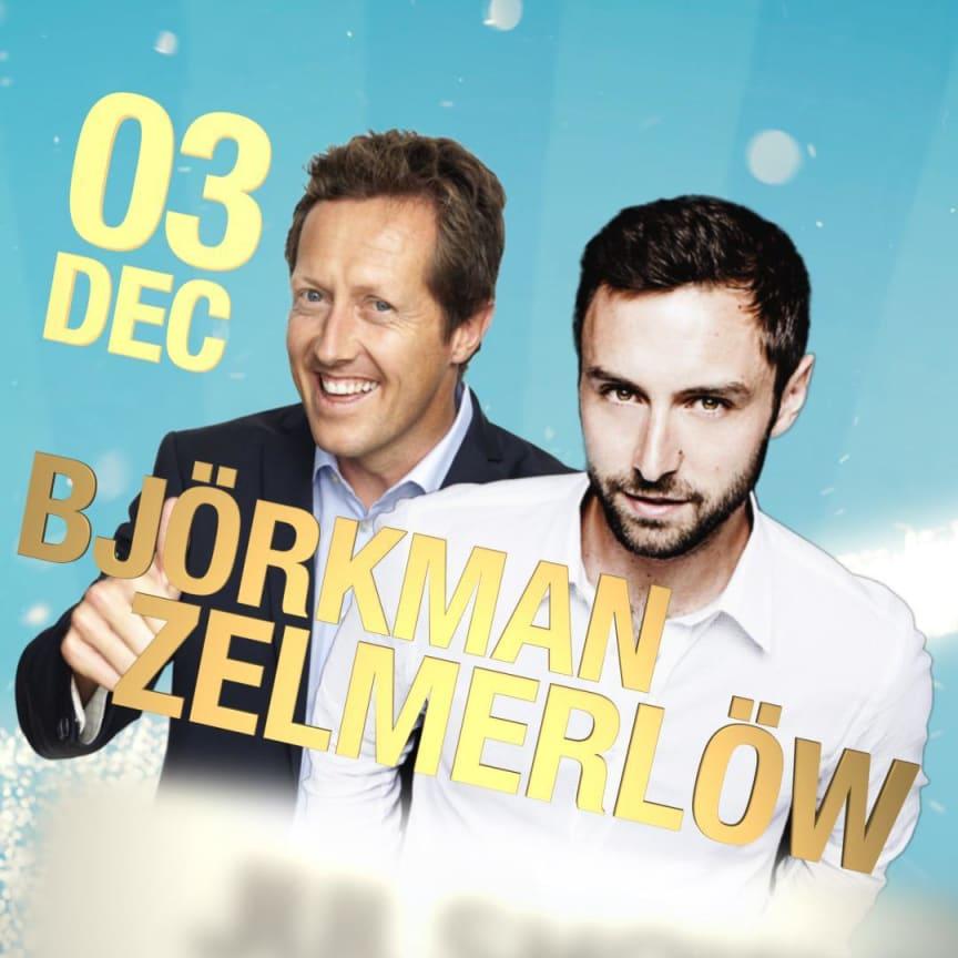 Måns Zelmerlöw & Jonas Björkman