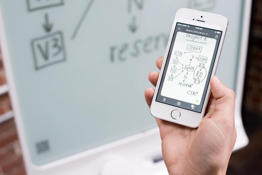 SMART kapp iPhone