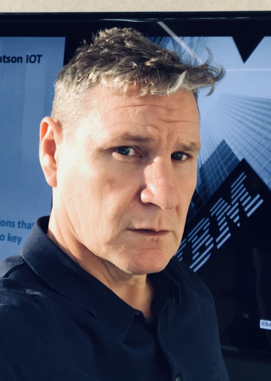 Colin Williams, IBM Watson IoT