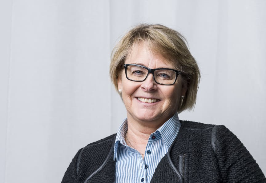 Mari-Louise Johansson, HR-chef Umeå Energi