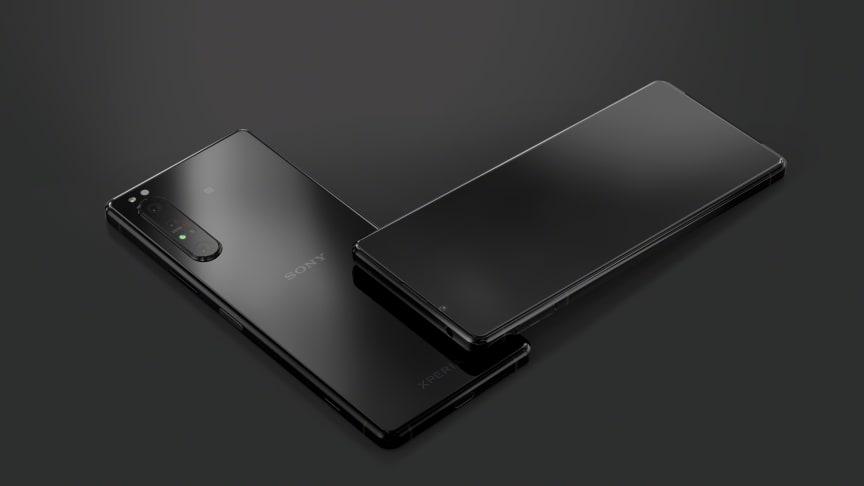 Xperia 1 II Black_Double