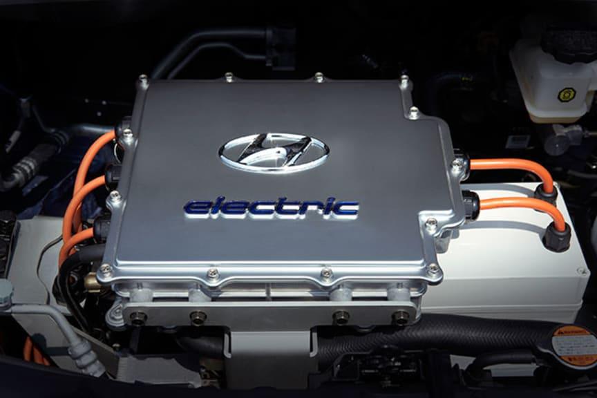 IONIQ electric engine