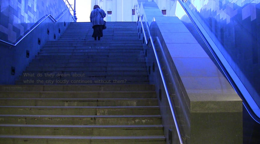Amy Boulton - Street Haunting (Göteborg, Leeds, London, São Paulo)