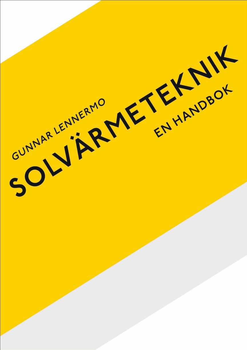 Ny handbok  - Solvärmeteknik