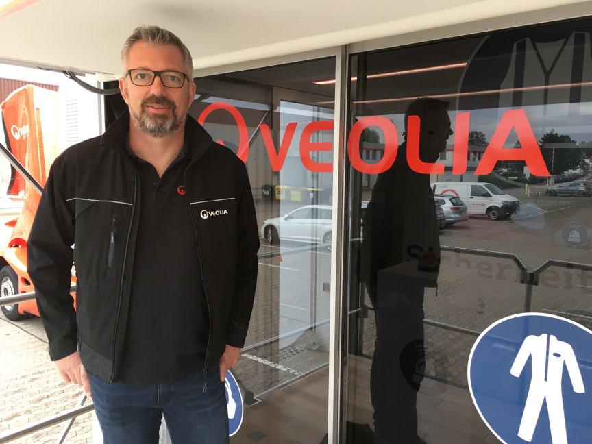 Stephan Till, Leiter Arbeitssicherheit Veolia Water Technologies