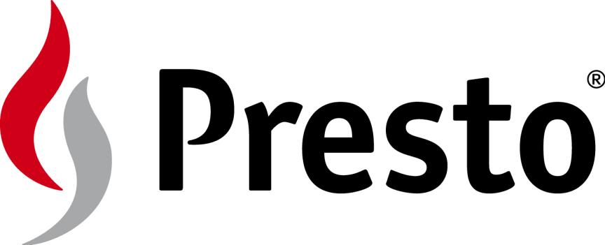 Presto logotyp