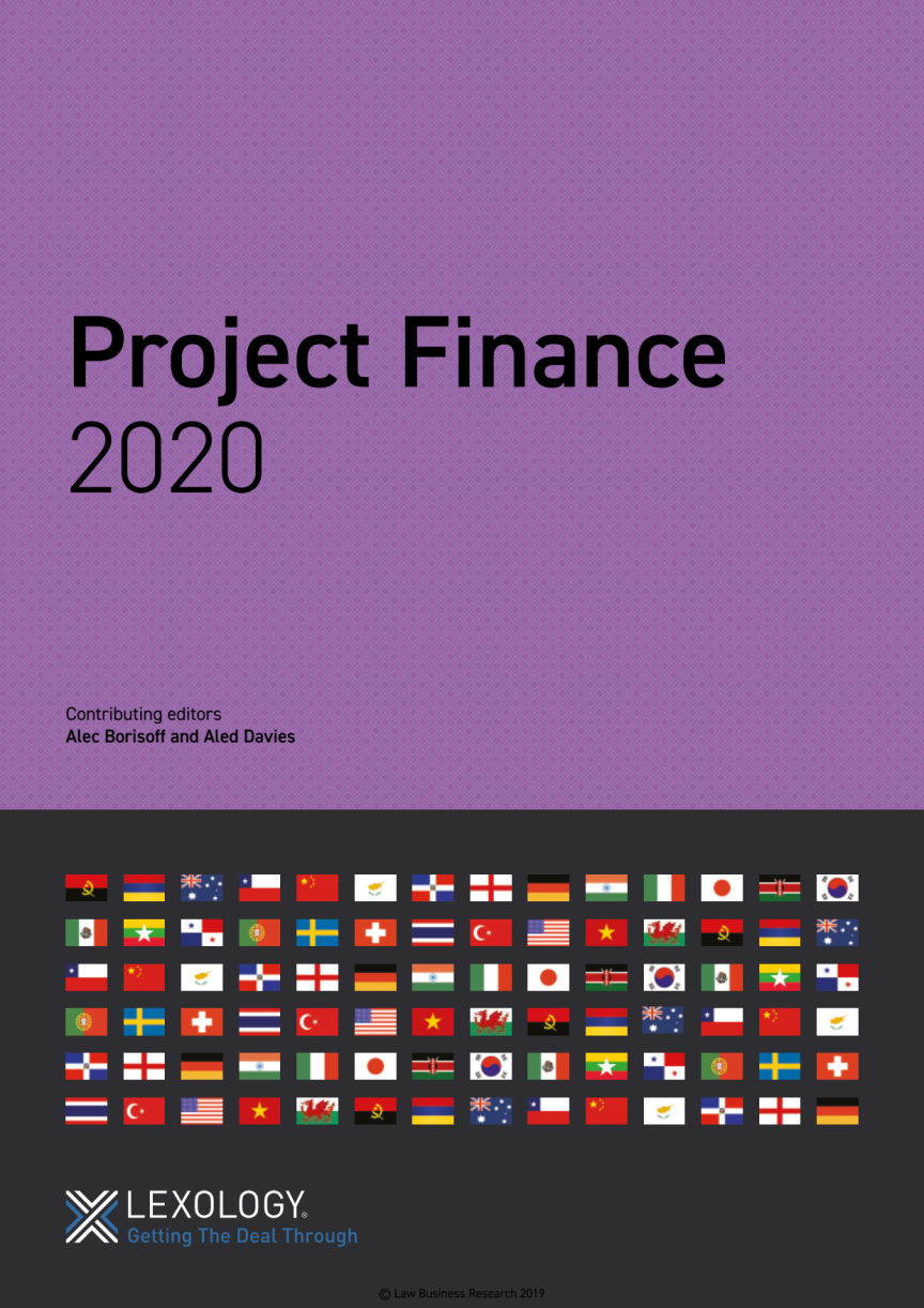 Lexology Getting The Deal Through – Project Finance 2020