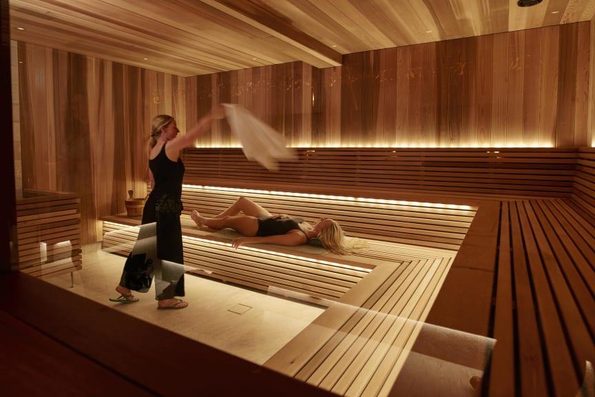 The Lodge Aloha Spa Ritual Saunagus