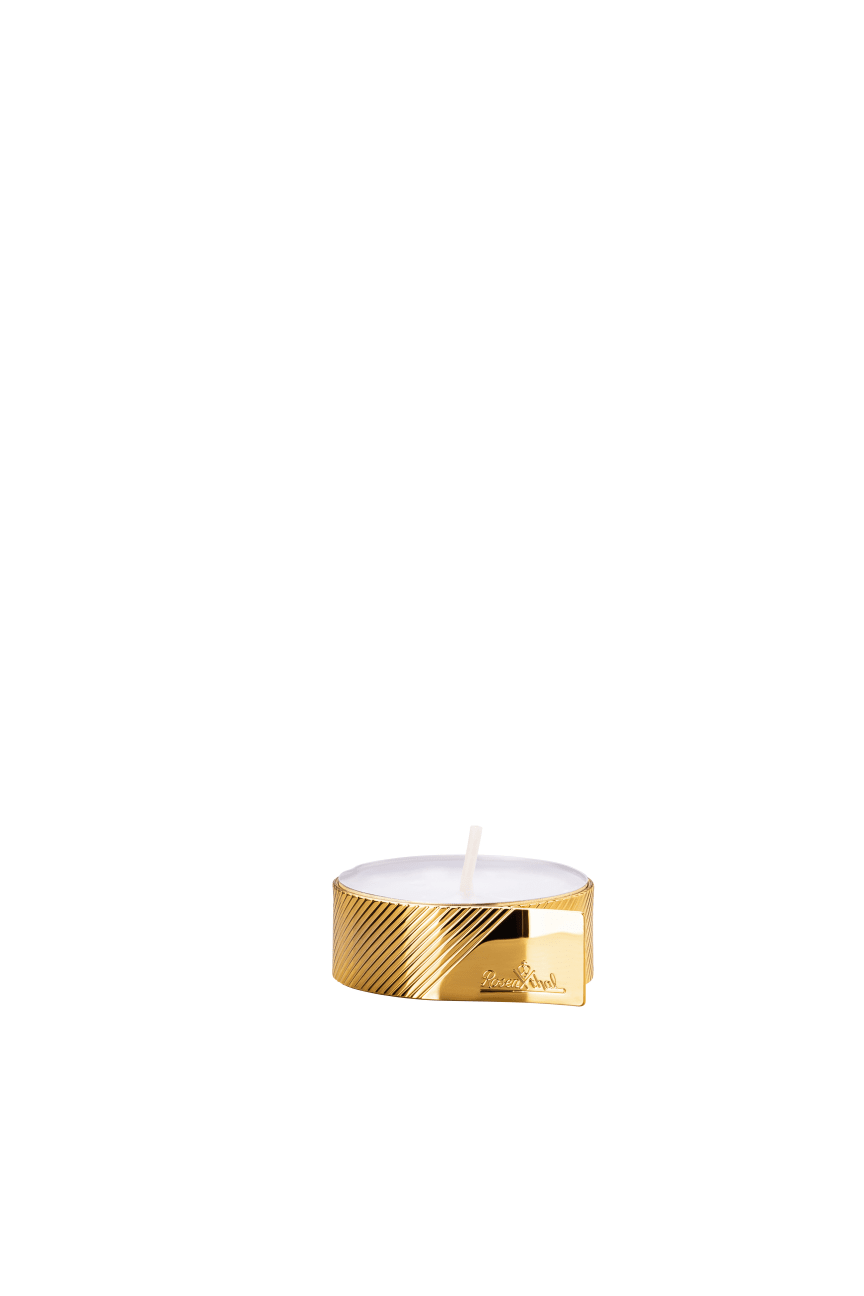 R_Silver_Collection_Streaked_Candle_holder_4_cm_Gold