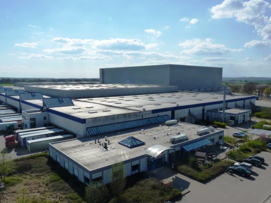 Distribution Centre Zarrentin