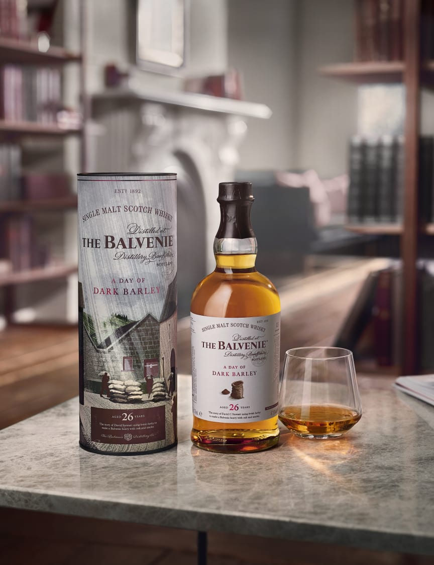 Balvenie Stories a Day of Dark Barley