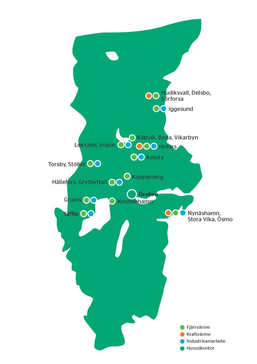 Värmevärden anläggningskarta 2020