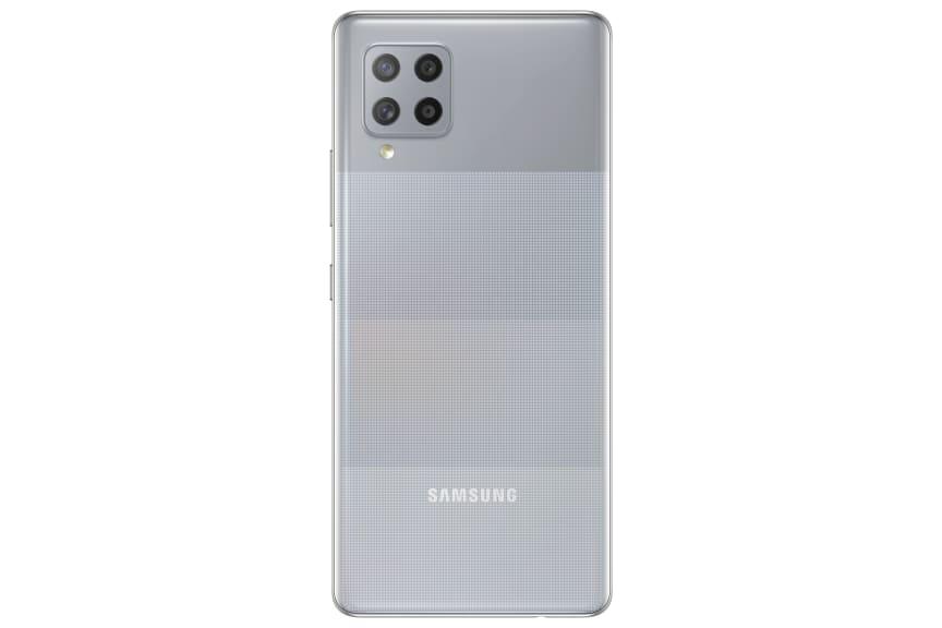Galaxy A42 5G_Gray_Back