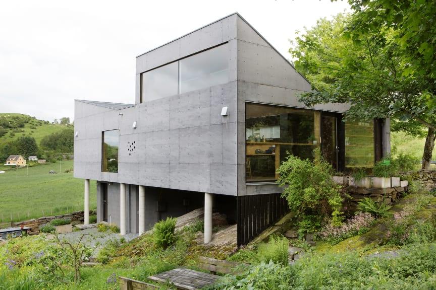 Våningshus Dalaker/Grini,  Rrennesøy utenfor Stavanger