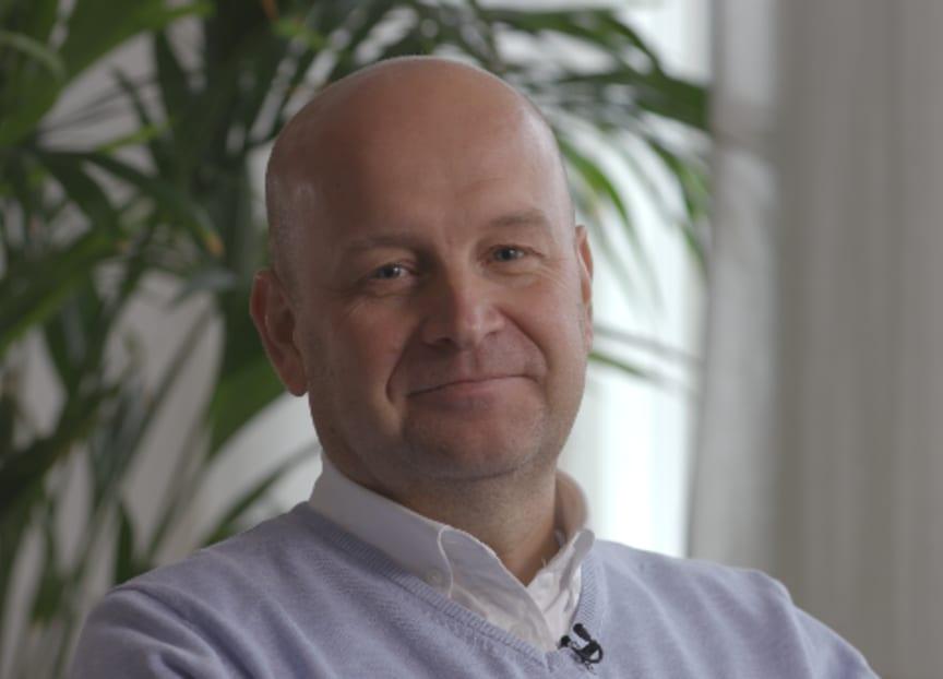 Roger Edsand, Förvaltnings AB Framtiden