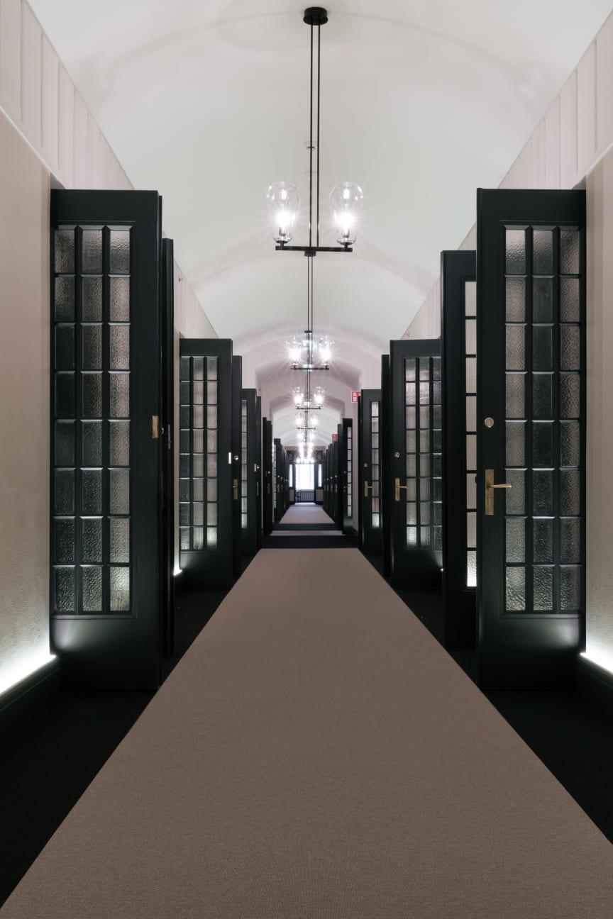 Scandic Grand Central Helsinki - Hallway