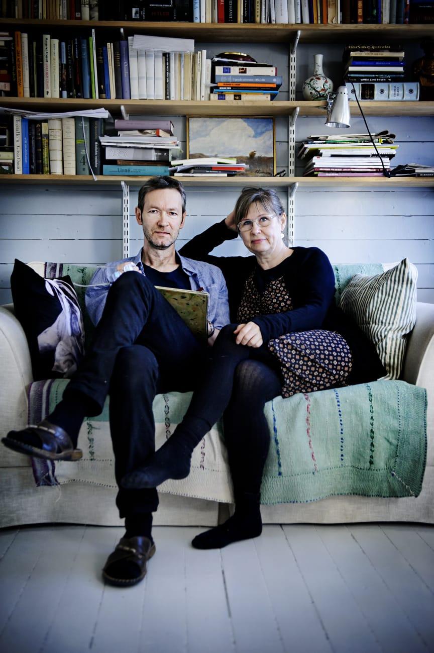 Jan och Maria Berglin