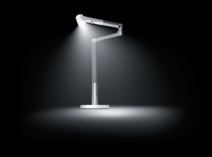 Dyson Lightcycle Morph lampe de bureau_blanc