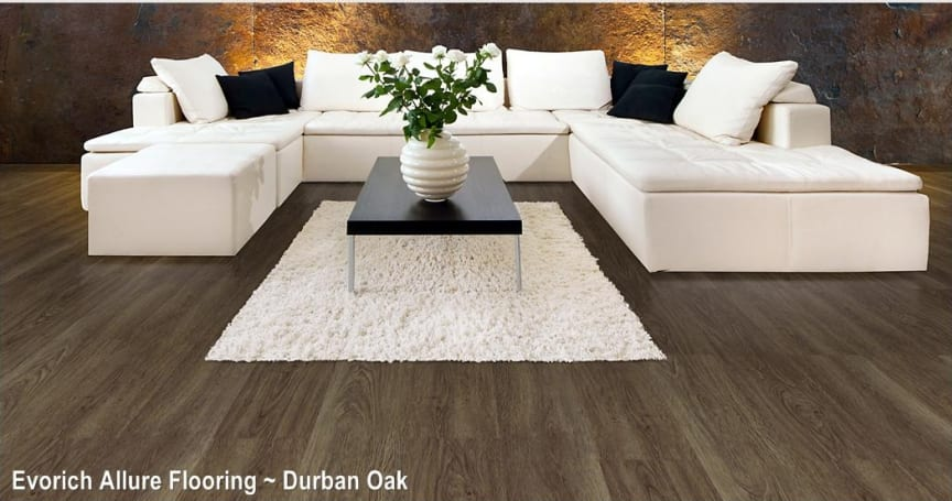 High End Resilient Flooring New, Allure Laminate Flooring