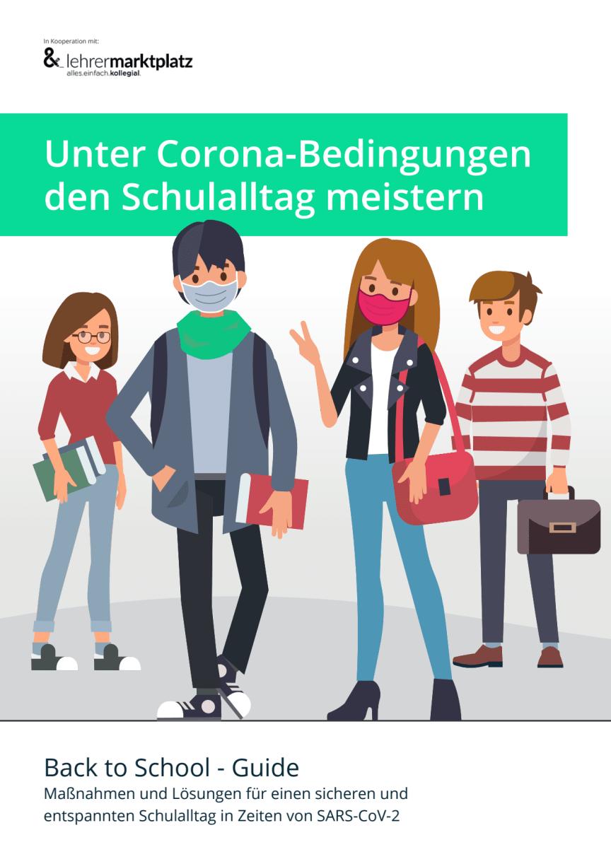 AiroDoctor® Back to School eBook - Unter Corona-Bedingungen den Schulalltag meistern