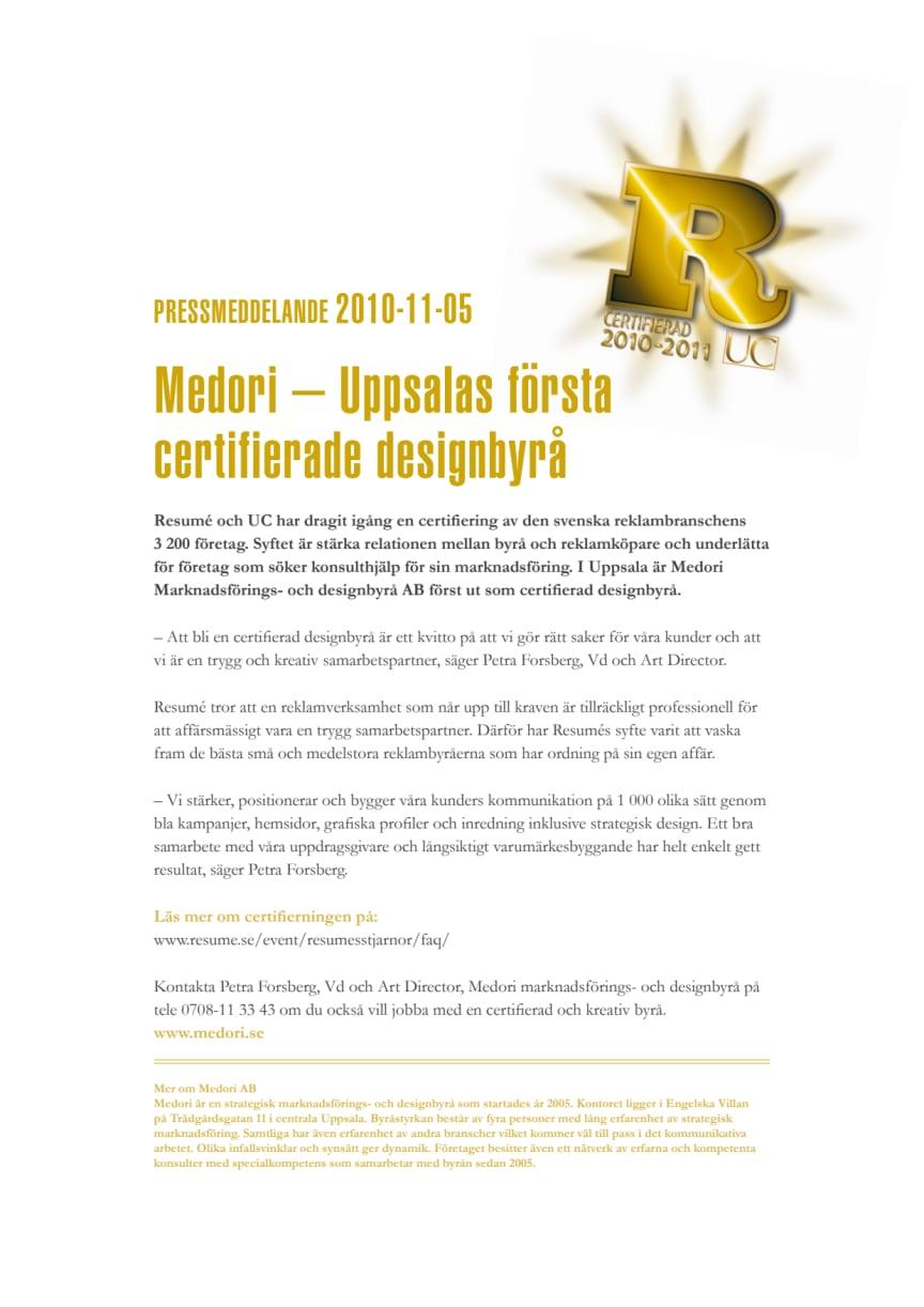 Medori Uppsala