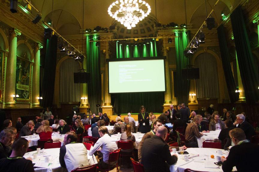 AMA-konvent på Nalen 25 februari