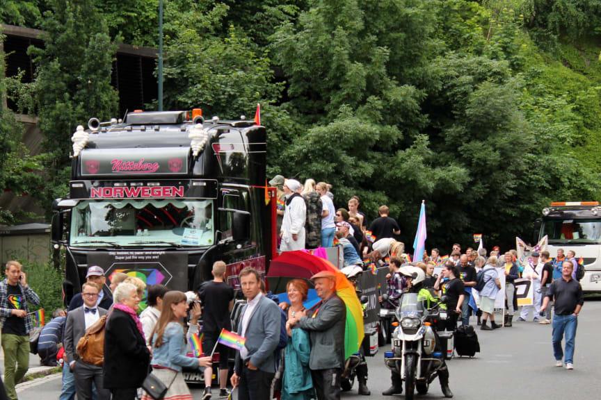 Oslo Pride Parade 2013