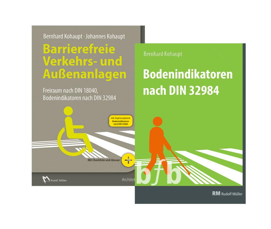 """Kombination mit """"Barrierefreie Verkehrs- und Außenanlagen"""""""