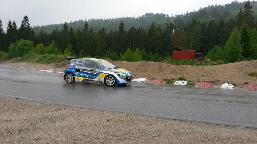 Team Holte Hyundai i20 Supercar