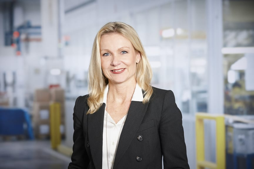 Katrin Köster, Head of Corporate Communications, BPW